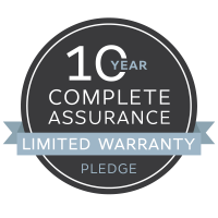 York products come with a 10 year limited warranty for all customers including those in Jeffersonville, IN.