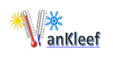 Jeffersonville, IN | VanKleef Heating & Air Conditioning Logo